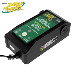 Battery Tender 12V 800ma CHARGER Automatic for Lithium LIFEPO4 Lead Acid Motorcy