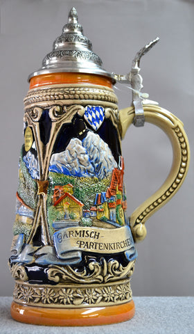 Oberammergau - All Steins