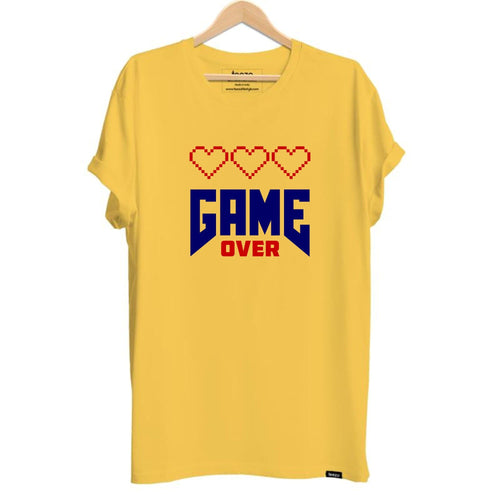 Game Over Men's T-shirt - Teezo Lifestyle