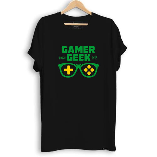 Gamer Geek Since Ever Men's T-shirt - Teezo Lifestyle