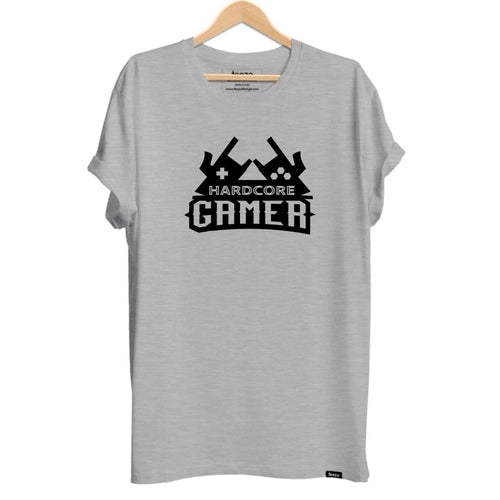 Hardcore Gamer Men's T-shirt - Teezo Lifestyle