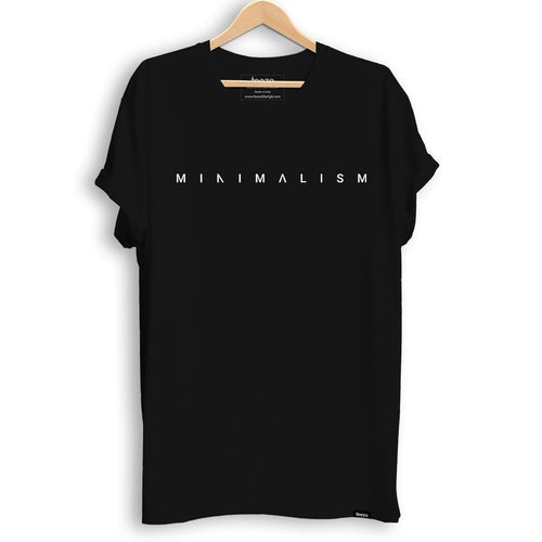 Minimalism Men's T-shirt - Teezo Lifestyle