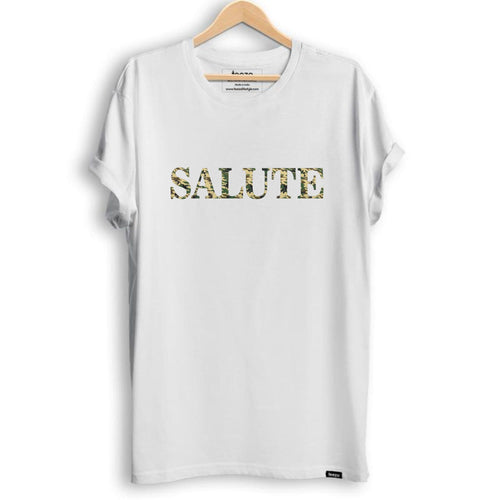 Salute Men's T-shirt - Teezo Lifestyle