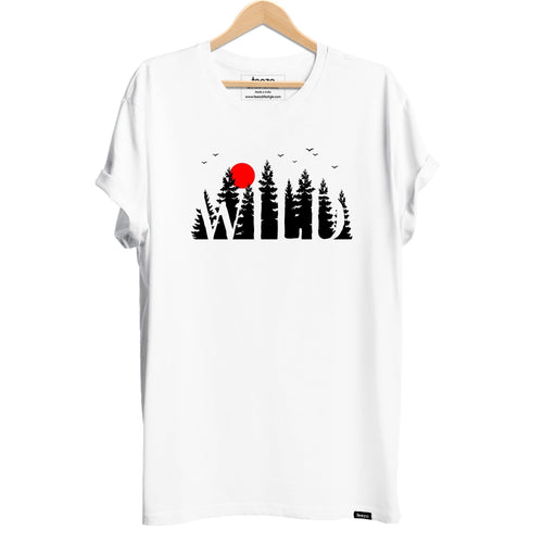 Wild Men's T-shirt - Teezo Lifestyle