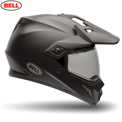 Bell MX-9 Adventure Mips Helmet (Matte Black)