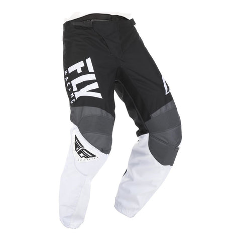 Fly F16 MX Pants - Black/White/Grey
