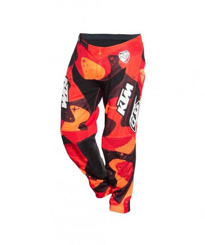 KTM/TLD SE Air Cosmic Camo Pants