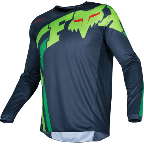 Fox 180 Cota Navy MX Jersey