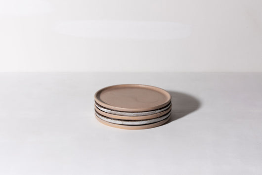 Lunch Plate - Nude