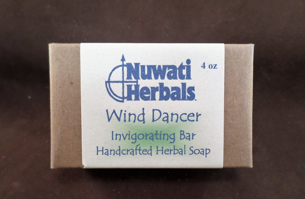 Wind Dancer Herbal Soap
