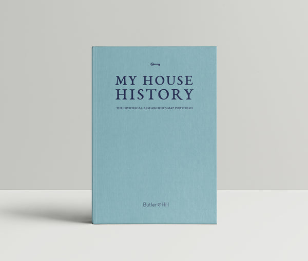 My House History - A Personalised Map Portfolio