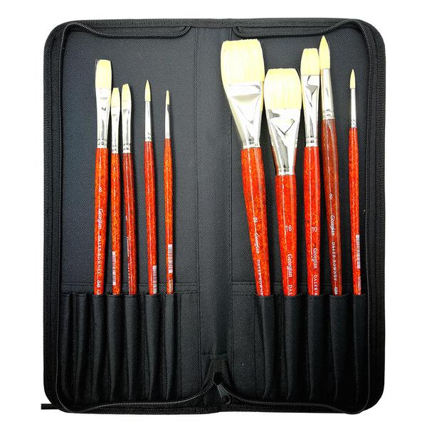 Get a FREE Daler-Rowney Georgian Brush Collection