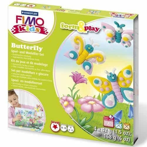 Staedtler Fimo Kids Form and Play Set - Butterfly