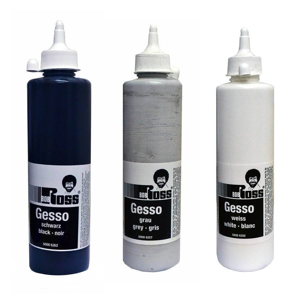 Bob Ross Gesso Primers - 500ml