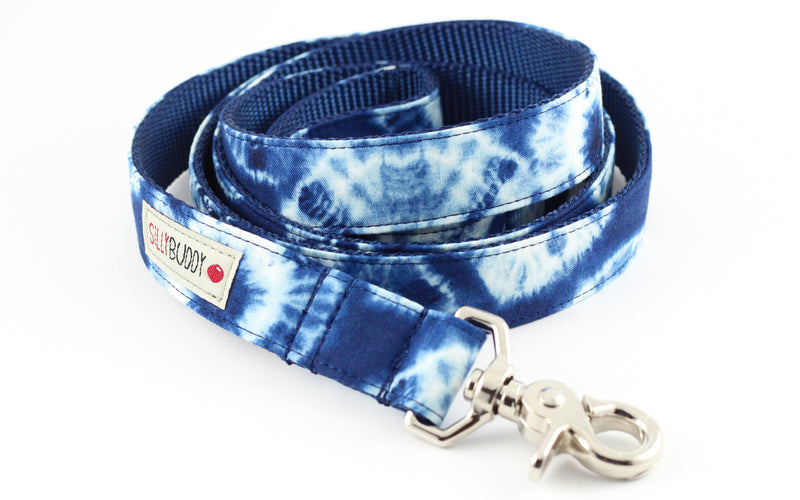 Shibori Dog Leash