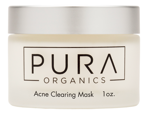 Acne Clearing Mask