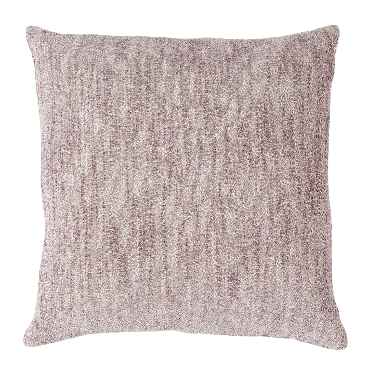 50% OFF Lavender Chenille Pillow