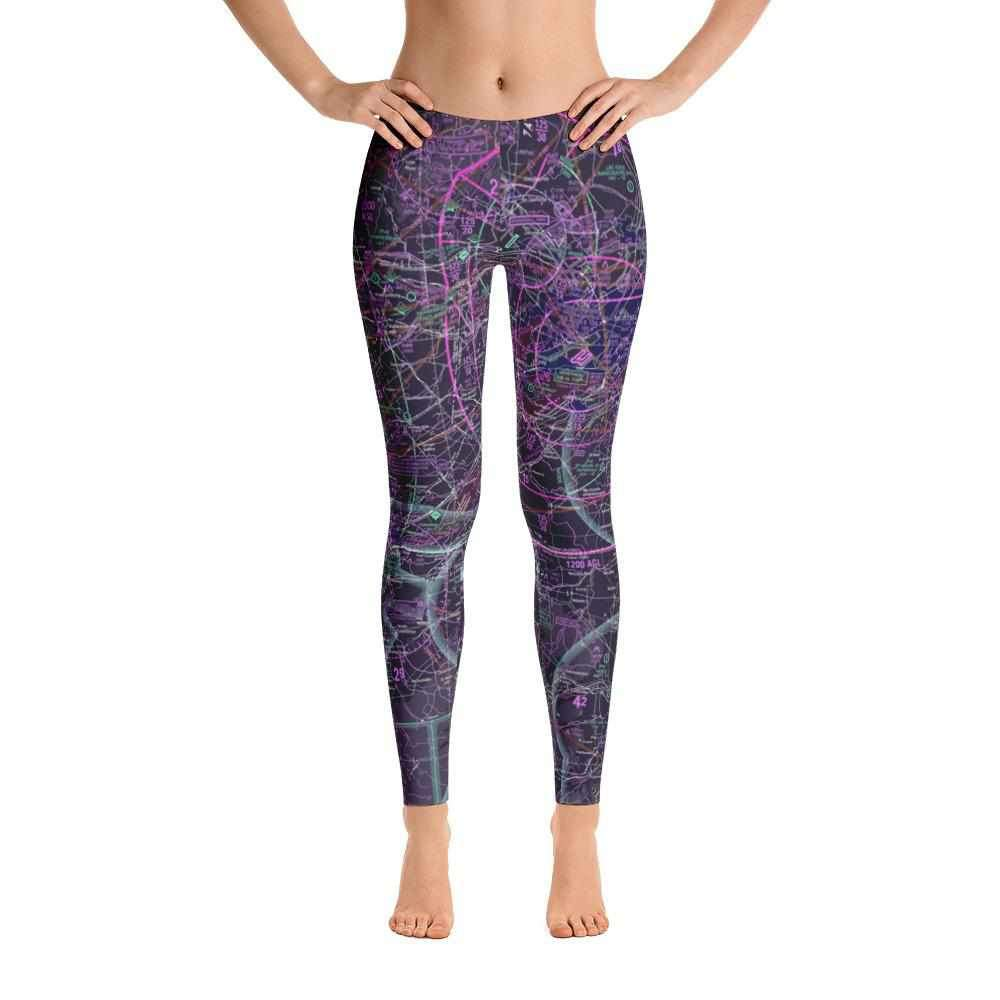 Montreal Sectional Leggings (Inverted)