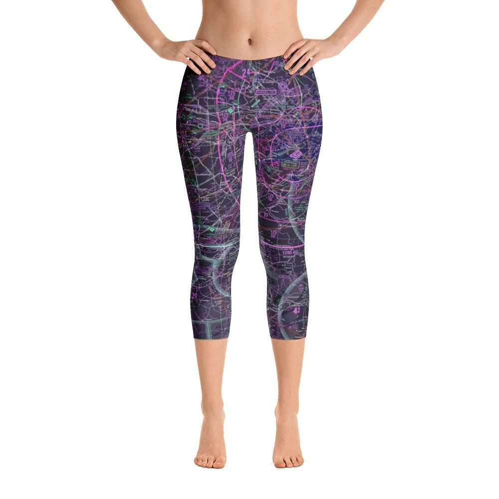 Montreal Sectional Capri Leggings (inverted)