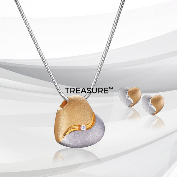 LoveUrns® Treasure™ Cremation Jewelry