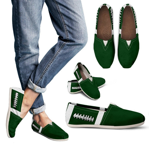 Football Green Premium Casual Shoes