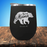 Nurse Mama Bear Stemless Wine Cup