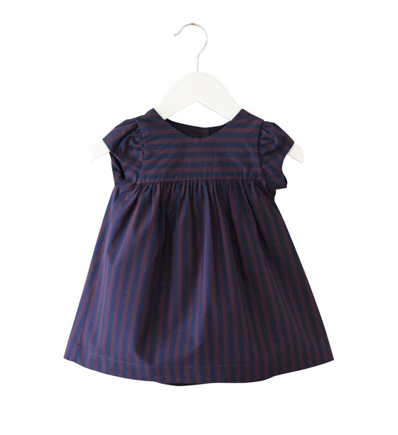Molly Dress - Currant