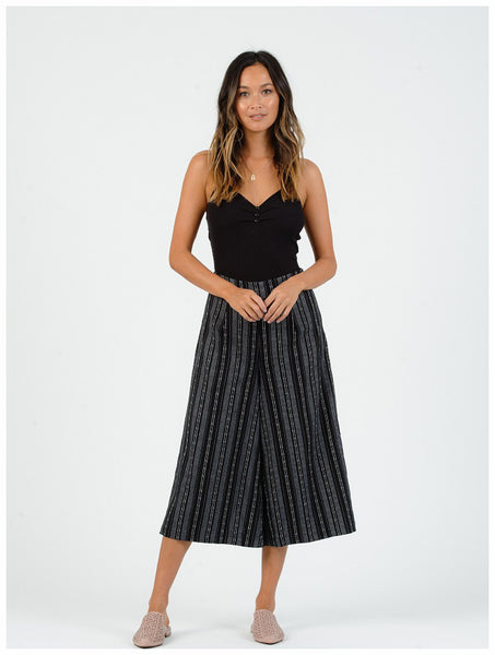 Lucca Couture Theta Wide Leg Culottes