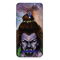 Shiva Anger  Asus Zenfone 5 printed back cover