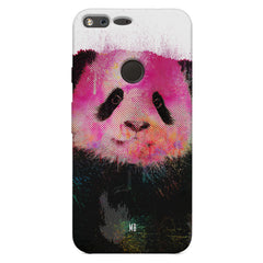 Polar Bear portrait design Google Pixel XL hard plastic printed back cover