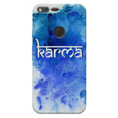 Karma Google Pixel XL hard plastic printed back cover