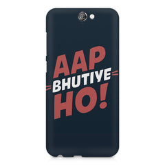 Aap Bhutiye Ho Design HTC One A9 hard plastic printed back cover
