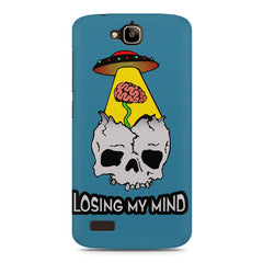 Losing My Mind Funky Huwaei Honor Holly printed back cover