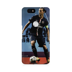 Zlatan Ibra Football Huwaei Honor 4C printed back cover