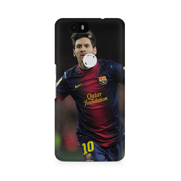 Messi LM10 design Huwaei Honor 4C printed back cover