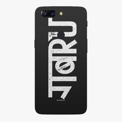 Gabru hindi quirky  design,  Oneplus 5T printed back cover