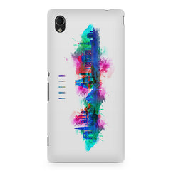 Incredible India Design Sony Xperia Z5/Z5 dual hard plastic printed back cover