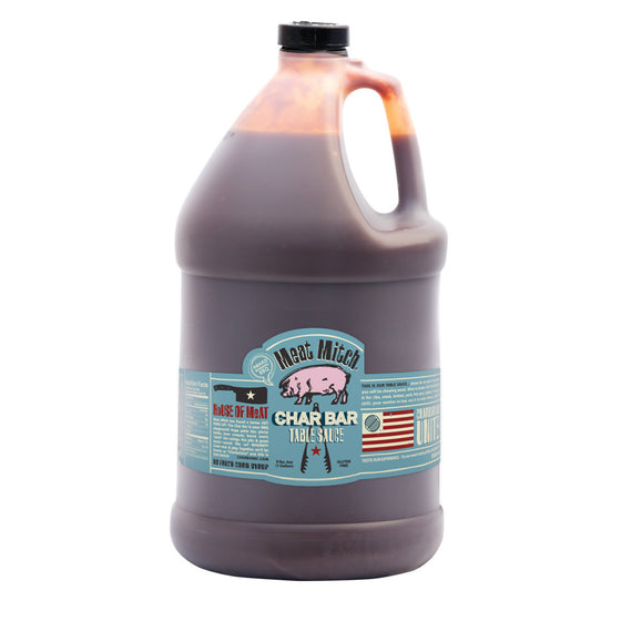 Char Bar Table Sauce - 1 Gallon