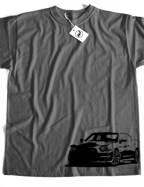 Charger Side Short Sleeve Cotton T-Shirt