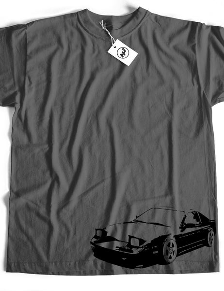 S13 Fastback 240sx Side Short Sleeve Cotton T-Shirt