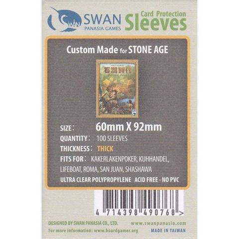 SWN 60x92mm Thick 100/pk