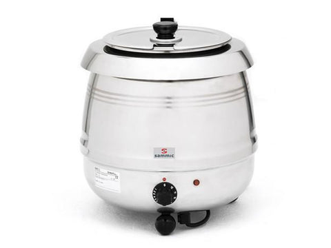 Sammic OSI-10 Soup Kettle, Soup Kettles, Advantage Catering Equipment
