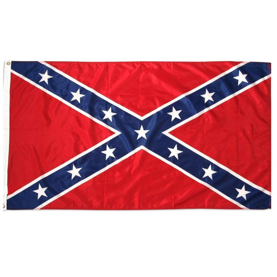 3x5 ft Super-Knit Confederate Flag
