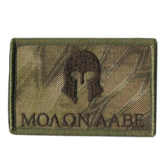 Kryptek-Highlander Molon Labe Tactical Patch