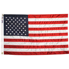 4x6 ft 50 Star USA Embroidered Nylon - Annin Co.