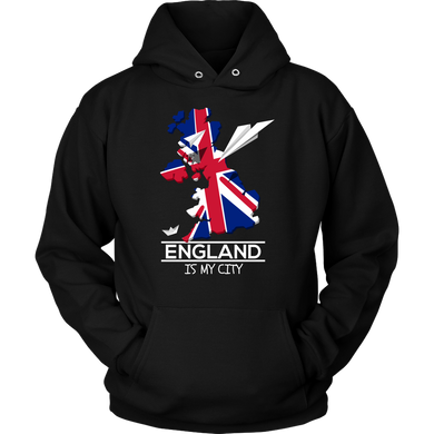 England is My City, United Kingdom British Pride UK Apparel