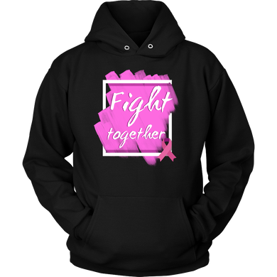 Fight Together Breast Cancer Awareness Hoodie