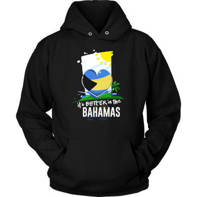 Bahamas Life is Better in the Caribbean Hoodie