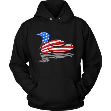 State Bird 'Common Loon' Minnesota Hoodie