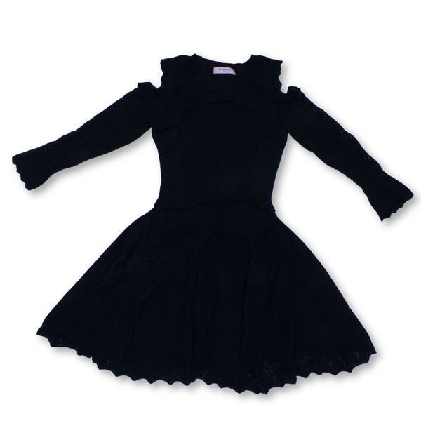 Twin Set Women's  Mini Dress XS   Colour:Black